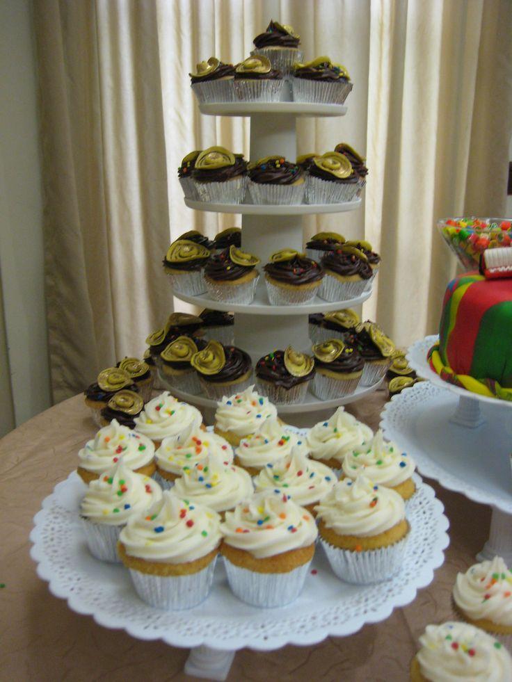 Parranda Vallenata - Torta y Cupcakes