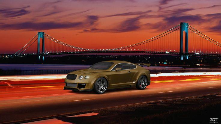 Bentley ContinentalGT 2004 3DTuning