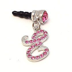 "WirelessGeeks247 For Apple iPhone 4S 5 6 Galaxy S Cell Phones & MP3s PINK INITIAL "" E "" Rhinestone 3.5mm Headset Headphone Plug Jack Charm + Metallic Detachable STYLUS TOUCH PEN  http://topcellulardeals.com/product/wirelessgeeks247-for-apple-iphone-4s-5-6-galaxy-s-cell-phones-mp3s-pink-initial-e-rhinestone-3-5mm-headset-headphone-plug-jack-charm-metallic-detachable-stylus-touch-pen/  Universal Rhinestone Cell Phone Charm Accessorize Your Cell Phone Sparkling Cubic Stone"