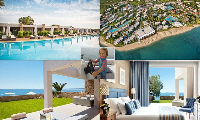 This Greek all-inclusive family resort's a real treat!