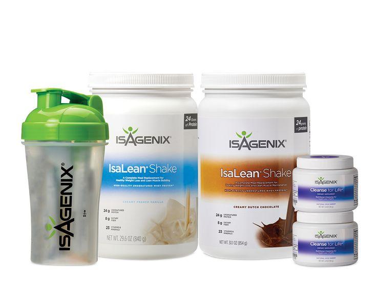 Shake and Cleanse Pak™ - AU