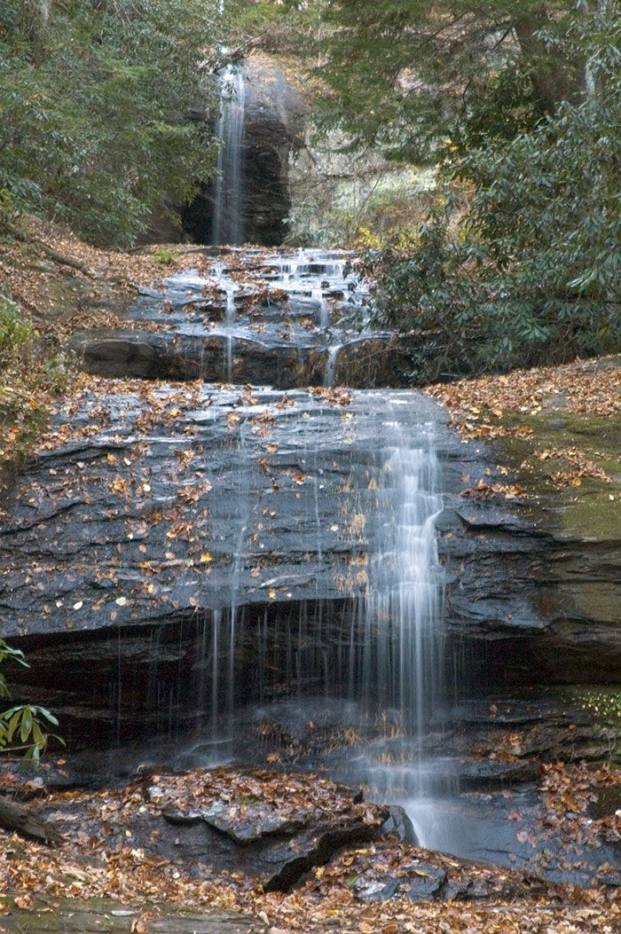 Murphy NC Map | one-mile hike into the Nantahala National Forest leads to this ...