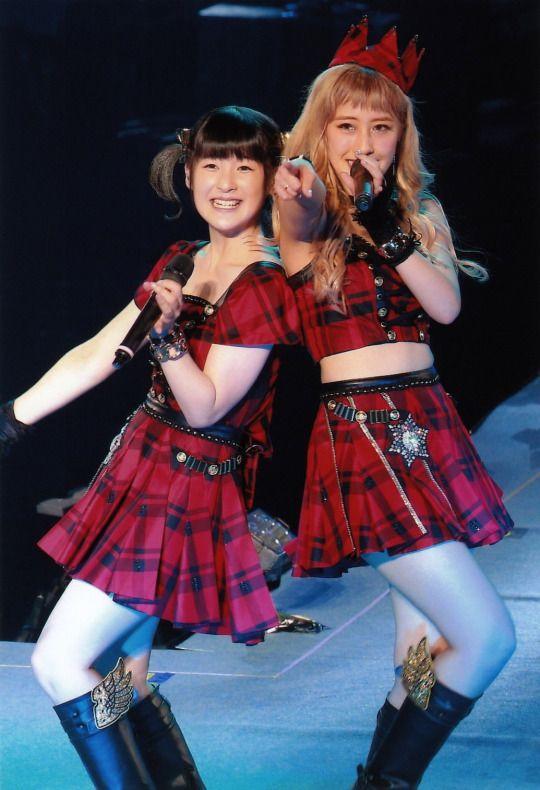 ☀-- J POP♪ --☀ Momoko Tsugunaga & Risako Sugaya, from 'BerryZ Koubou'