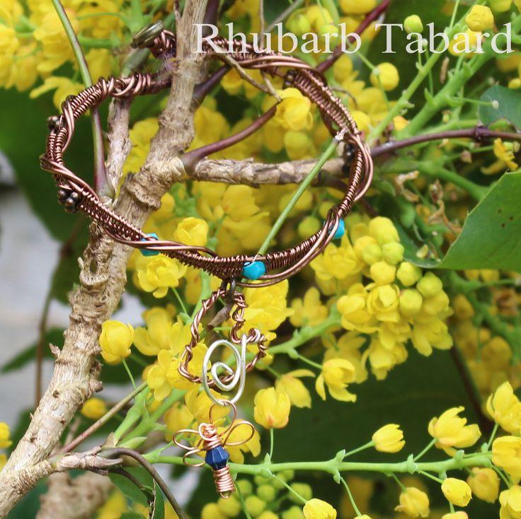 Dragonfly bracelet / dragonfly bangle / filigree bracelet / handmade jewellery / wire wrapped / Filigree/ boho dragonfly by RhubarbTabard on Etsy