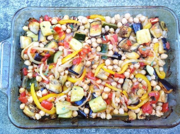 Recipe: Mark Bittman's VB6 Chickpea Ratatouille