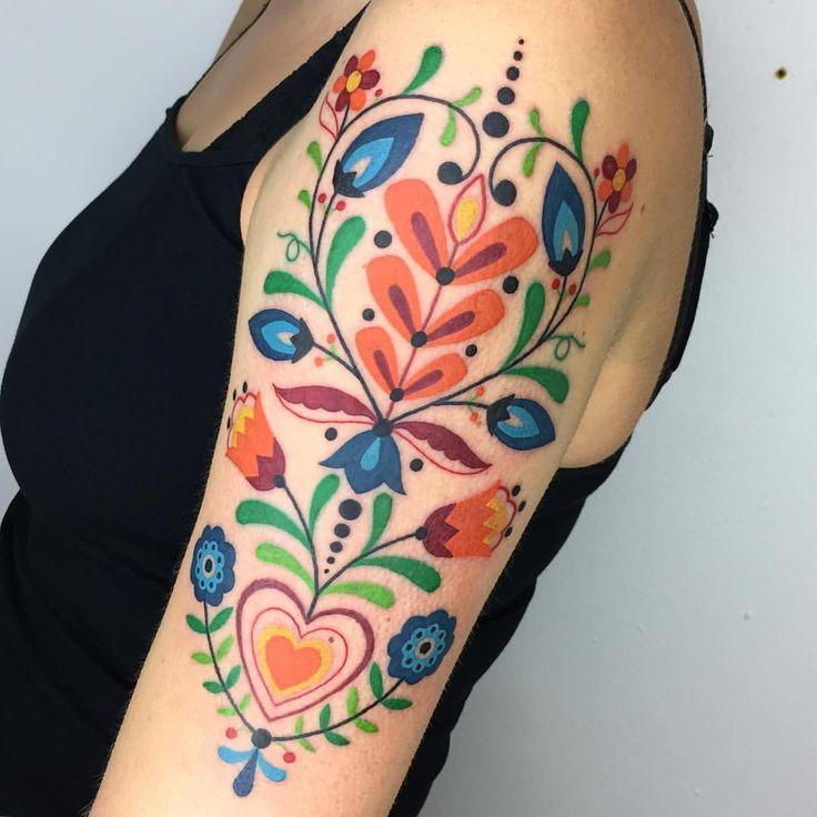Best 20 scandinavian tattoo ideas on pinterest for Norwegian flower tattoo