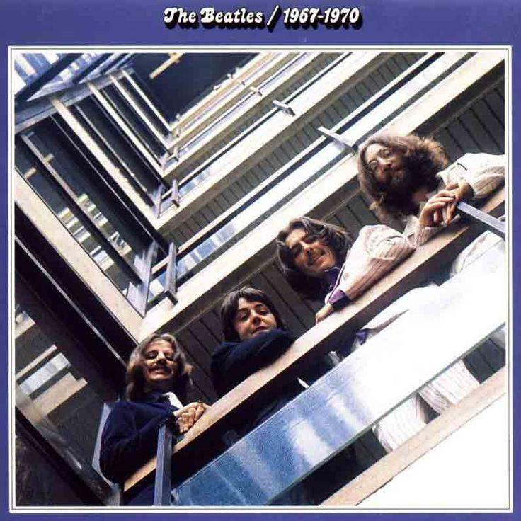 The Beatles - Álbum azul