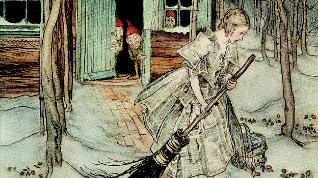 Brothers' Original Fairy Tales Offer Up A Grimm Menu