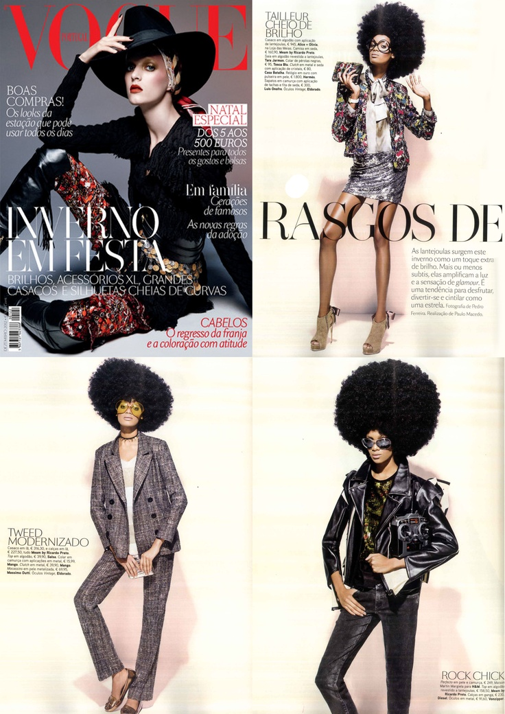 Vogue Portugal .... Meam by Ricardo Preto