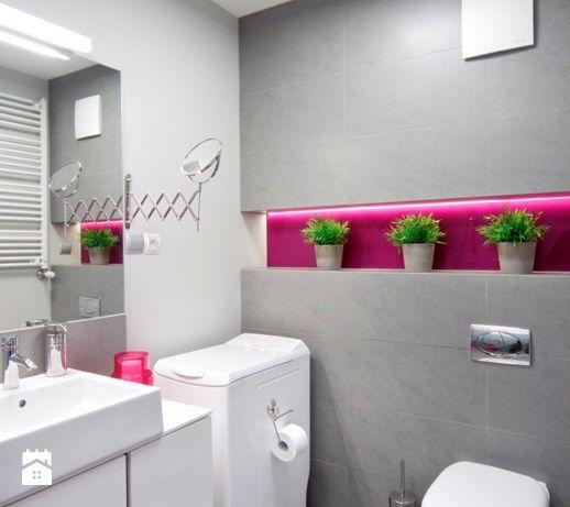 Łazienka styl Nowoczesny - zdjęcie od Studio Projektowe Atoato