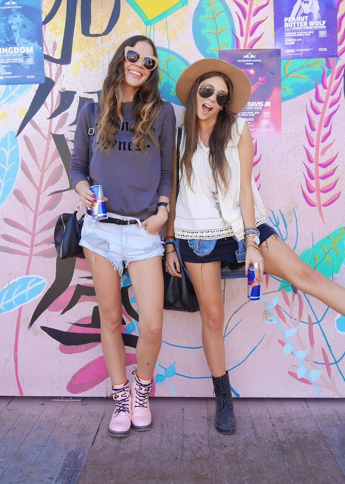 With gorgeous Ally (Substance) at Splendour in the Grass '14