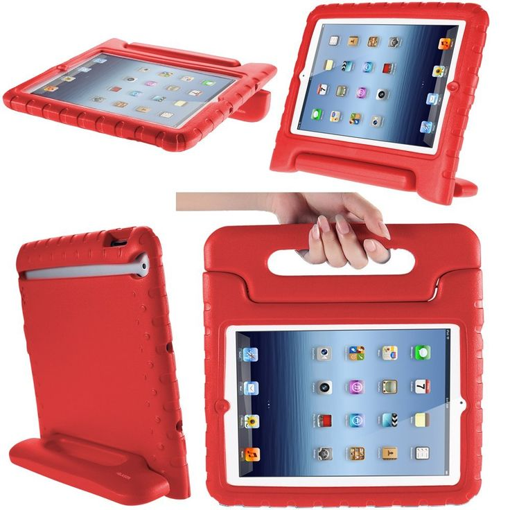 Shock proof iPad Air Case for Toddlers. The handle ... Cool Ipad Mini Cases For Kids