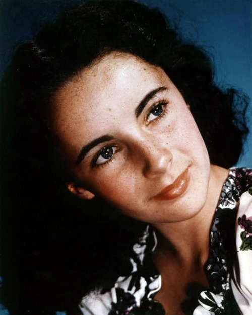 1000+ images about Very Young Liz Taylor on Pinterest ...