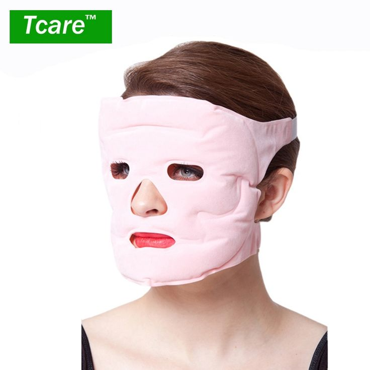 14.60$  Buy now - http://ali4h3.shopchina.info/go.php?t=32749290346 - Tcare 1pcs Beauty Face-lift Mask Tourmaline Magnetic Therapy Massage Face Mask Moisturizing Whitening Face Masks Health Care  #buyonline
