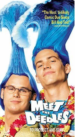 Meet the Deedles - this movie was hilarious when we were kids, plus a young Paul Walker @Lindsey Golden