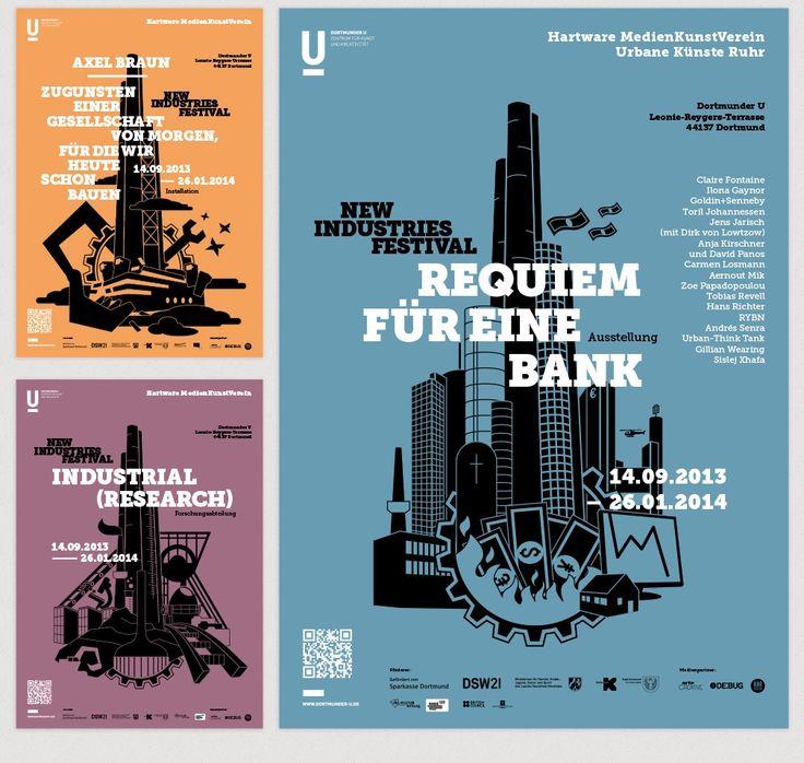New Industries Festival - labor b designbüro