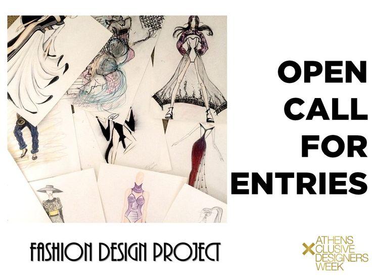 Hurry up!  Αναμένουμε τις αιτήσεις σας για το Fashion Design Project της επετειακής 20ης AXDW! :)  Εάν έχεις ταλέντο στο σχέδιο μόδας, δήλωσε τη συμμετοχή σου για τον ανοικτό διαγωνισμό σχεδίου Fashion Design Project εδώ http://axdw.gr/fdp και διεκδίκησε μια θέση στα New Designers Awards της επόμενης σεζόν! #axdw #fdp #celebrating10yearsoffashion #20thAXDW