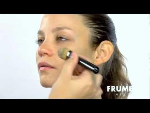 Tutorial de Maquillaje para el dia  por Bettina Frumboli