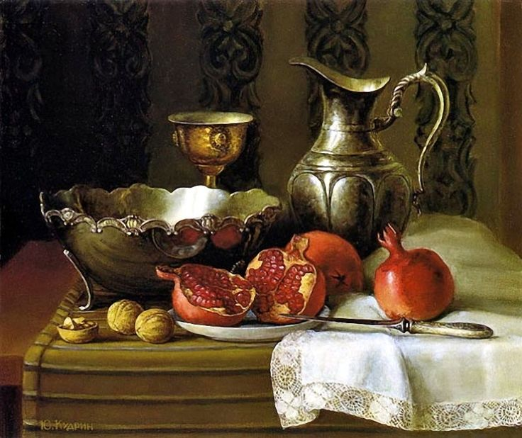 393 best still life images on pinterest | oil paintings, painting ... - Libreria Con Scala Paint Your Life
