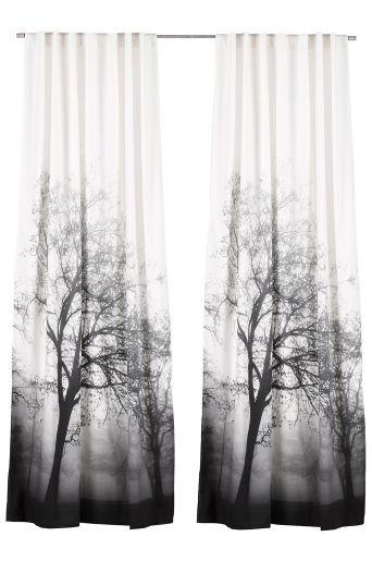 Drapes tree