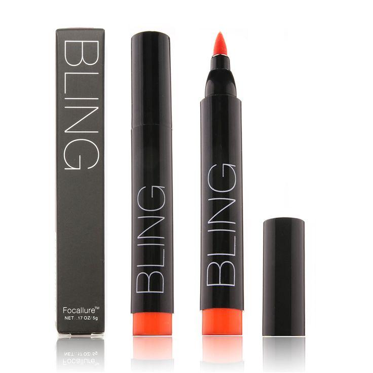Beauty Makeup Lip Pencil Lipstick Lip Gloss Lip Pen Moisturizer Long Lasting Lip Balm