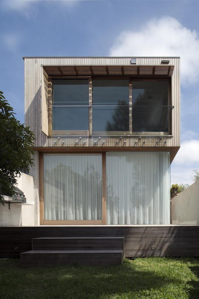Morrison House by Chris Elliott Architects (via Lunchbox Architect)