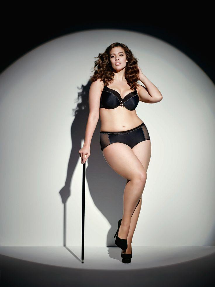 Iconic plus size supermodel Ashley Graham launches her ...