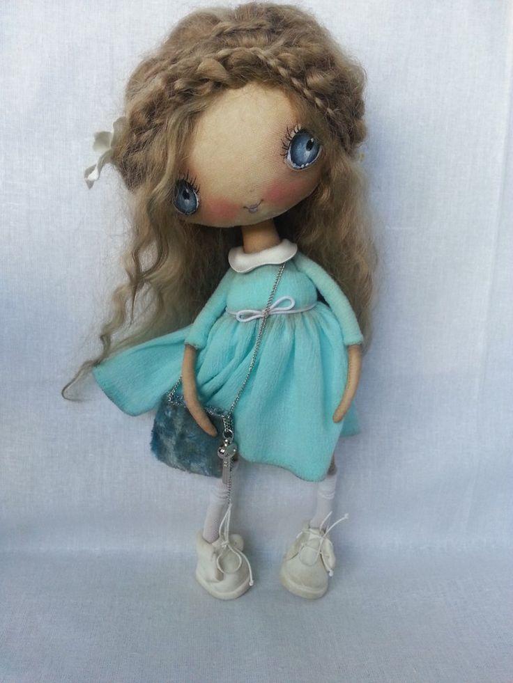Кукла. Автор Оксана Дадиани.