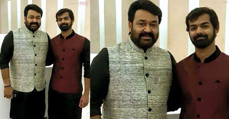 Mohanlal's pic with son Pranav goes viral