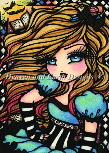 QS Alice : Heaven And Earth Designs, cross stitch, cross stitch patterns, counted cross stitch, christmas stockings, counted cross stitch chart, counted cross stitch designs, cross stitching, patterns, cross stitch art, cross stitch books, how to cross stitch, cross stitch needlework, cross stitch websites, cross stitch crafts