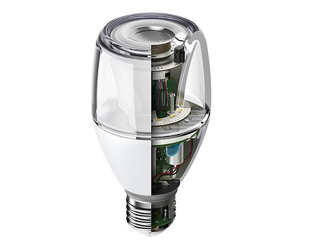 Sony LED Light Bulb Speaker_LSPX-100E26J