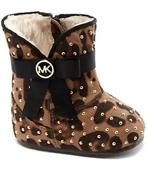 MICHAEL Michael Kors Infant Girls´ Baby Grace Boots
