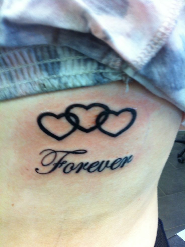 70 best possible tattoos images on pinterest tattoo for Tattoos for sisters of 3