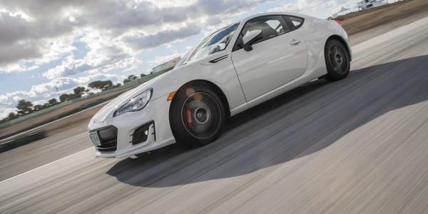 2017 Subaru BRZ, Review, Performance Package