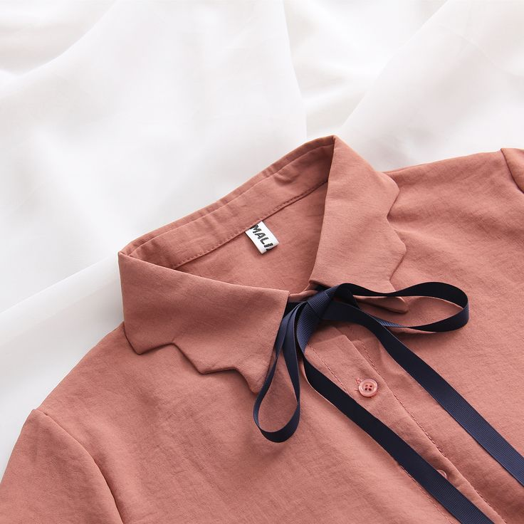 Aliexpress.com : Buy women's sweet wave lacing petr pan collar long sleeved shirt female bow chiffon shirt from Reliable chiffon shirt suppliers on B&Y Store