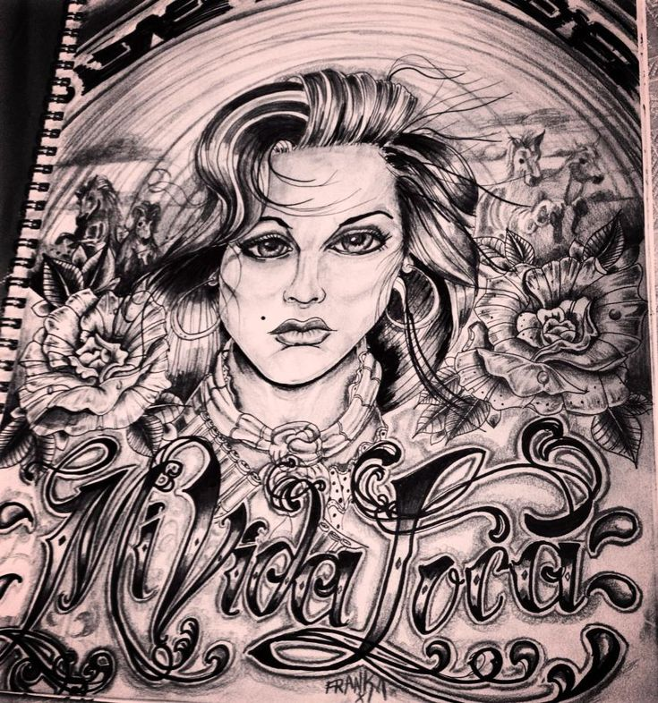 The 25 best chicano art tattoos ideas on pinterest for Chicano tattoo art