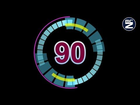Conto alla rovescia 90 secondi - 90 seconds countdown timer