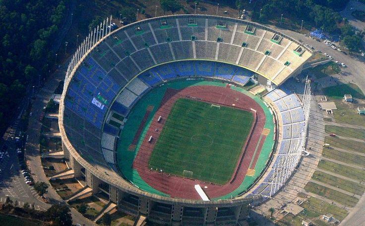 Stade 5 Juillet 1962 80.000 Algiers, Algeria