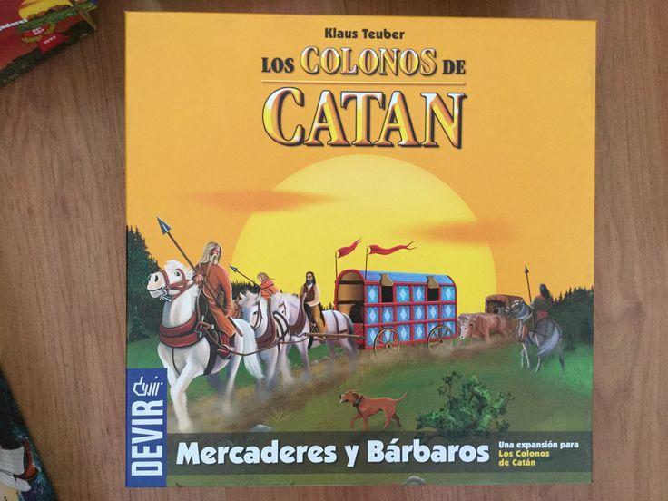 $24.000 - Colonos de Catan Mercaderes y Barbaros