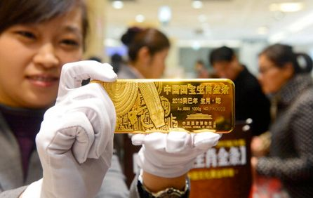 """Gold Prices Rebound as China Gets """"Unprecedented"""" Market Reforms, Fed QE Blamed for Shanghai Interest-Rate Spike 