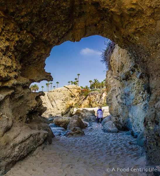 Treasure Island Beach, Laguna Beach California