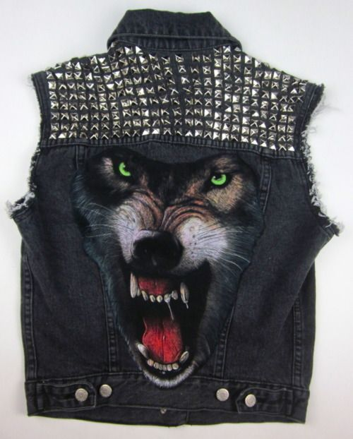 @Andrea / FICTILIS Stauffer - dude. your dream jacket!