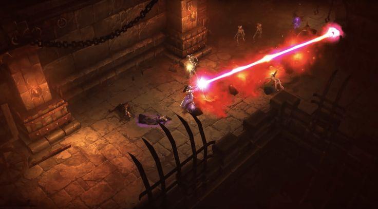 Diablo III: le patch anniversaire est disponible avec une surprise sur PS4 Pro