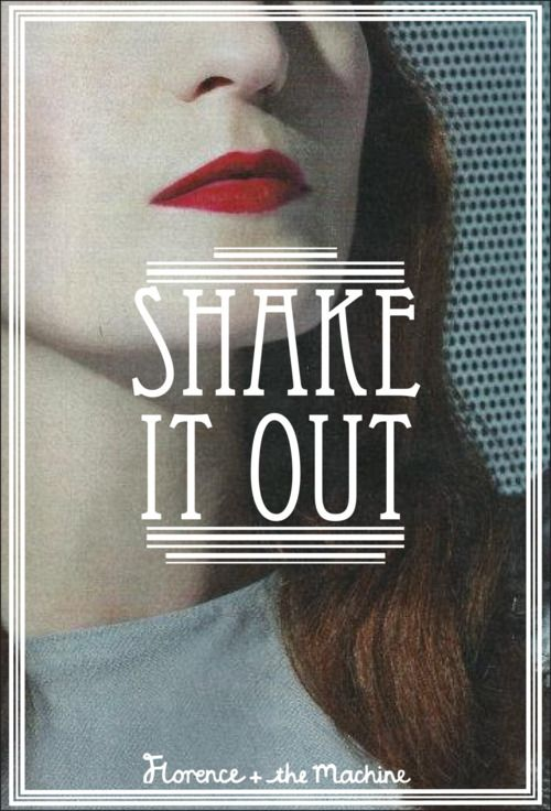 Florence + The Machine   Shake It Out   Ceremonials