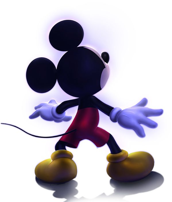 Mickey Mouse is my life