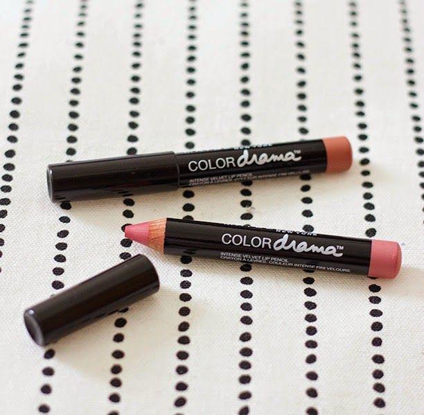 Maybelline Colour Drama Lip Pencils