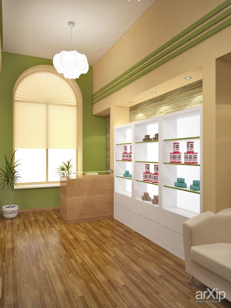 Кабинет врача фунго-терапевта: интерьер, офис, администрация, экодизайн, 20 - 30 м2, ресепшн, приемная #interiordesign #office #administration #ecodesign #20_30m2 #reception arXip.com