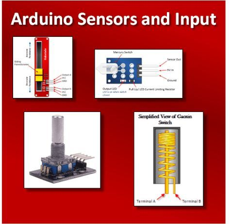 Arduino Sensors and Input