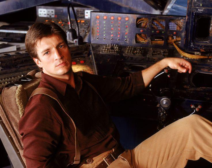Nathan Fillion as Captain Malcolm Reynolds