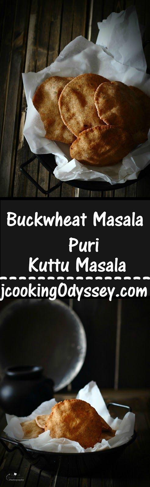 Jagruti's Cooking Odyssey: Farali Masala Puri - Kuttu Ki Masala Puri - Buckwheat Masala Puri #vratkakhana #shravanmonth #faralifood